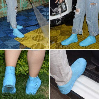 Vodootporne silikonske navlake za obuću