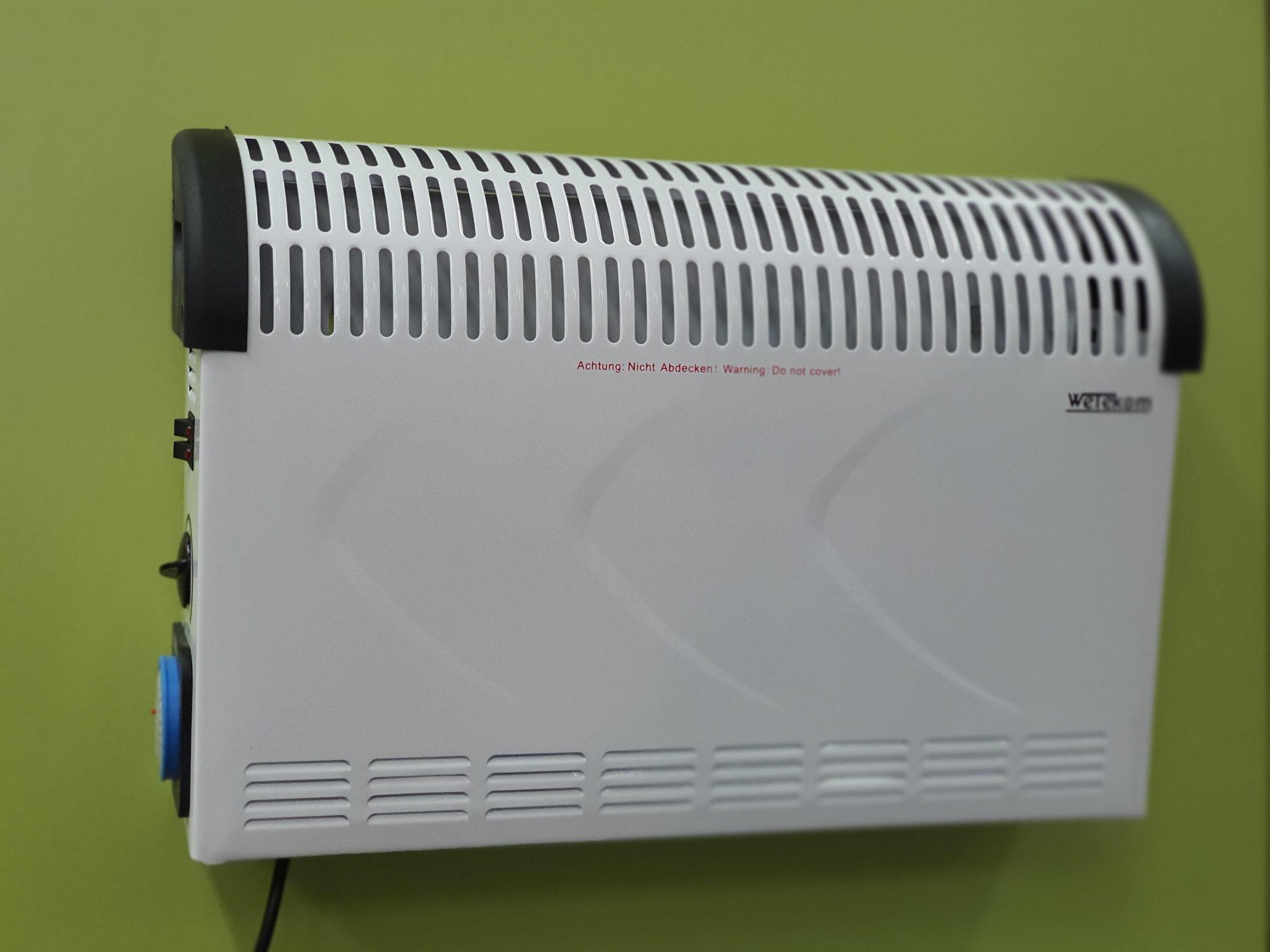 WeTekom konvertor Grijalica 2000w
