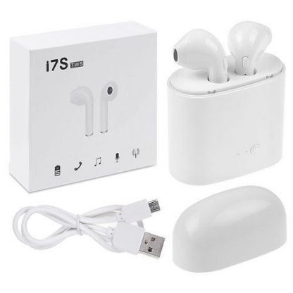 Samsung Power bank + Bluetooth slušalice i7s