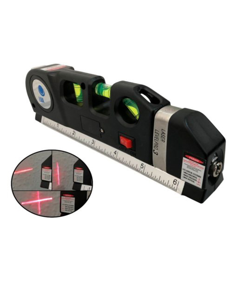 Laserska libela s metrom PROFI