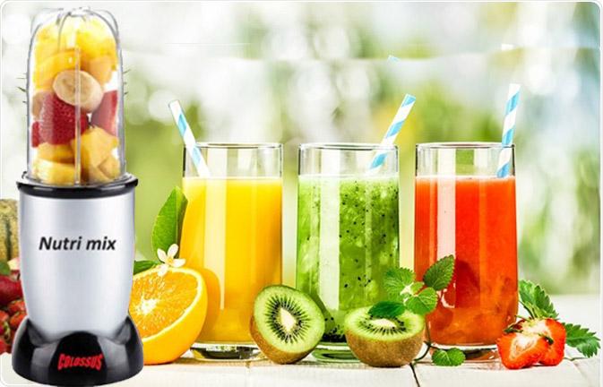 Nutri Mix Colossus - Blender