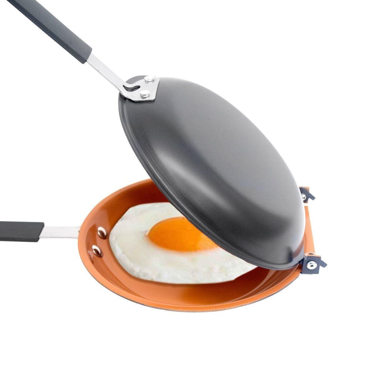 Dupla tava za palačinke i doručak
