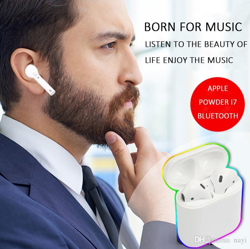 Bluetooth i7s slušalice