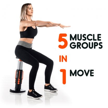 Squat Magic - Fitness Mašina